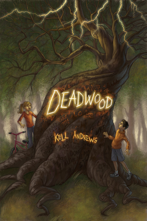 DEADWOOD by Kell Andrews (Spencer Hill Press)
