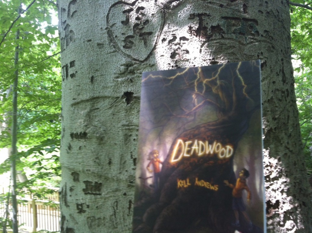 Deadwood and arborglyphs