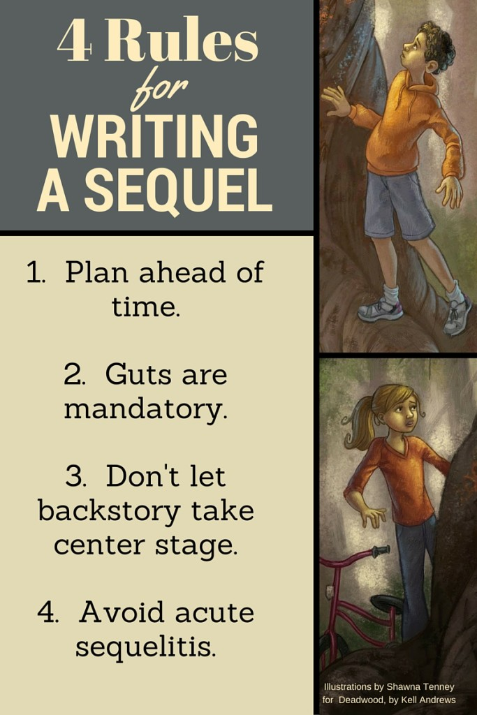 Four Rules for Writing a Sequel