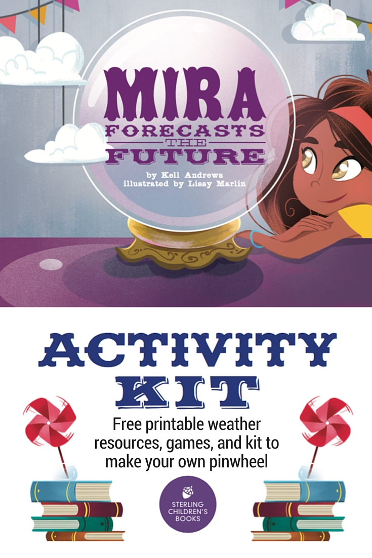 Printable Activity Kit and Weather Resources | Kell Andrews, writer